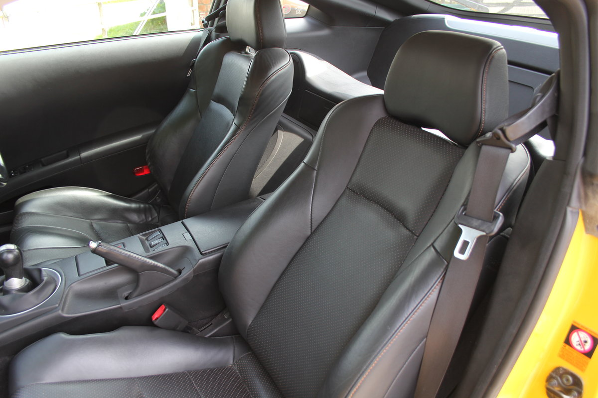 2005 Nissan 350Z GT4 Special Edition - 23K miles 1 owner 13 years For Sale (picture 12 of 15)