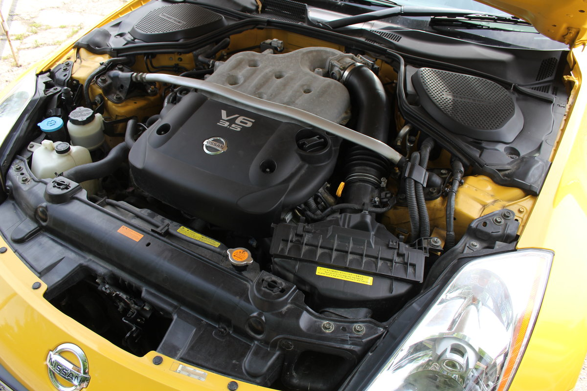 2005 Nissan 350Z GT4 Special Edition - 23K miles 1 owner 13 years For Sale (picture 14 of 15)
