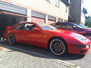 1993 Nissan 300zx twin turbo UK spec  For Sale