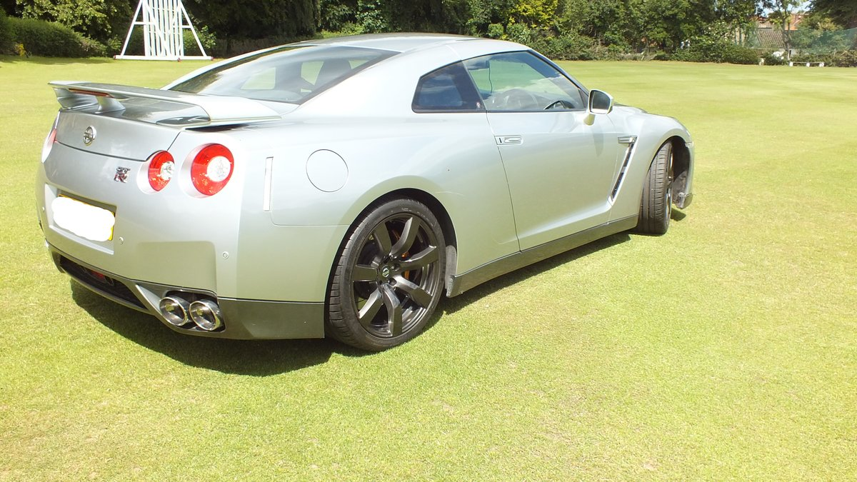 2010 R35 GTR Black Edition For Sale (picture 1 of 6)