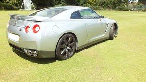 2010 R35 GTR Black Edition