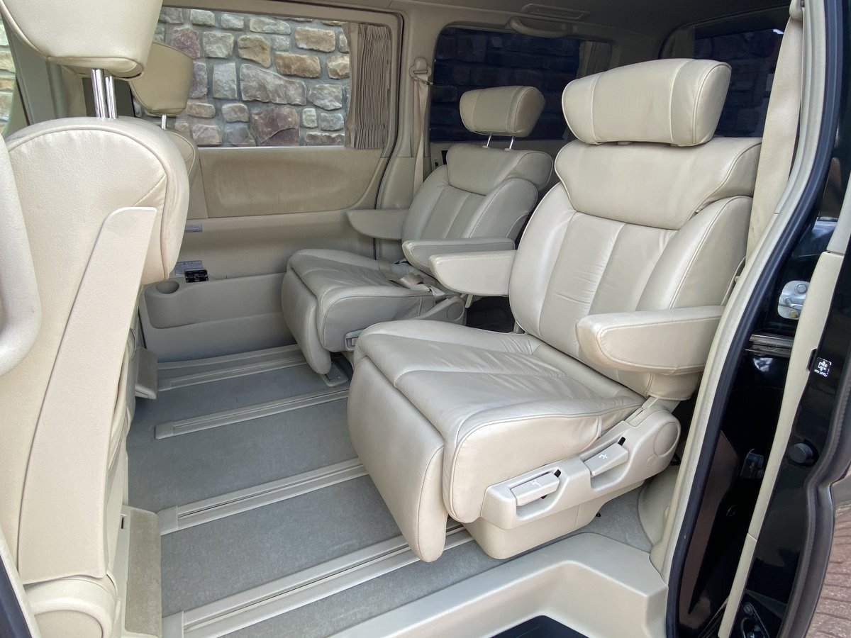 NISSAN ELGRAND 2005 3.5 XL 4X4 * LEATHER SEATS * 7 SEATER SOLD (picture 4 of 6)