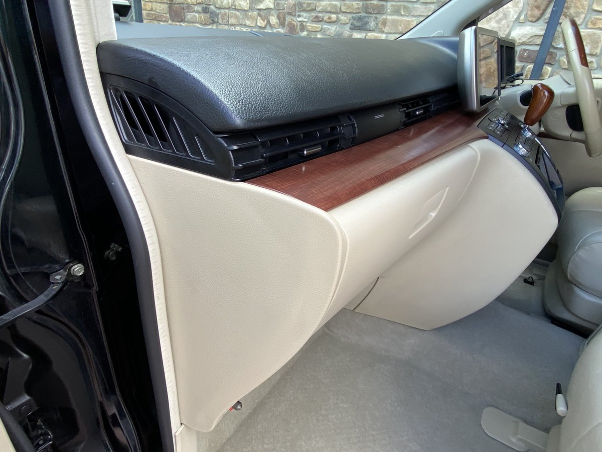 NISSAN ELGRAND 2005 3.5 XL 4X4 * LEATHER SEATS * 7 SEATER SOLD (picture 5 of 6)