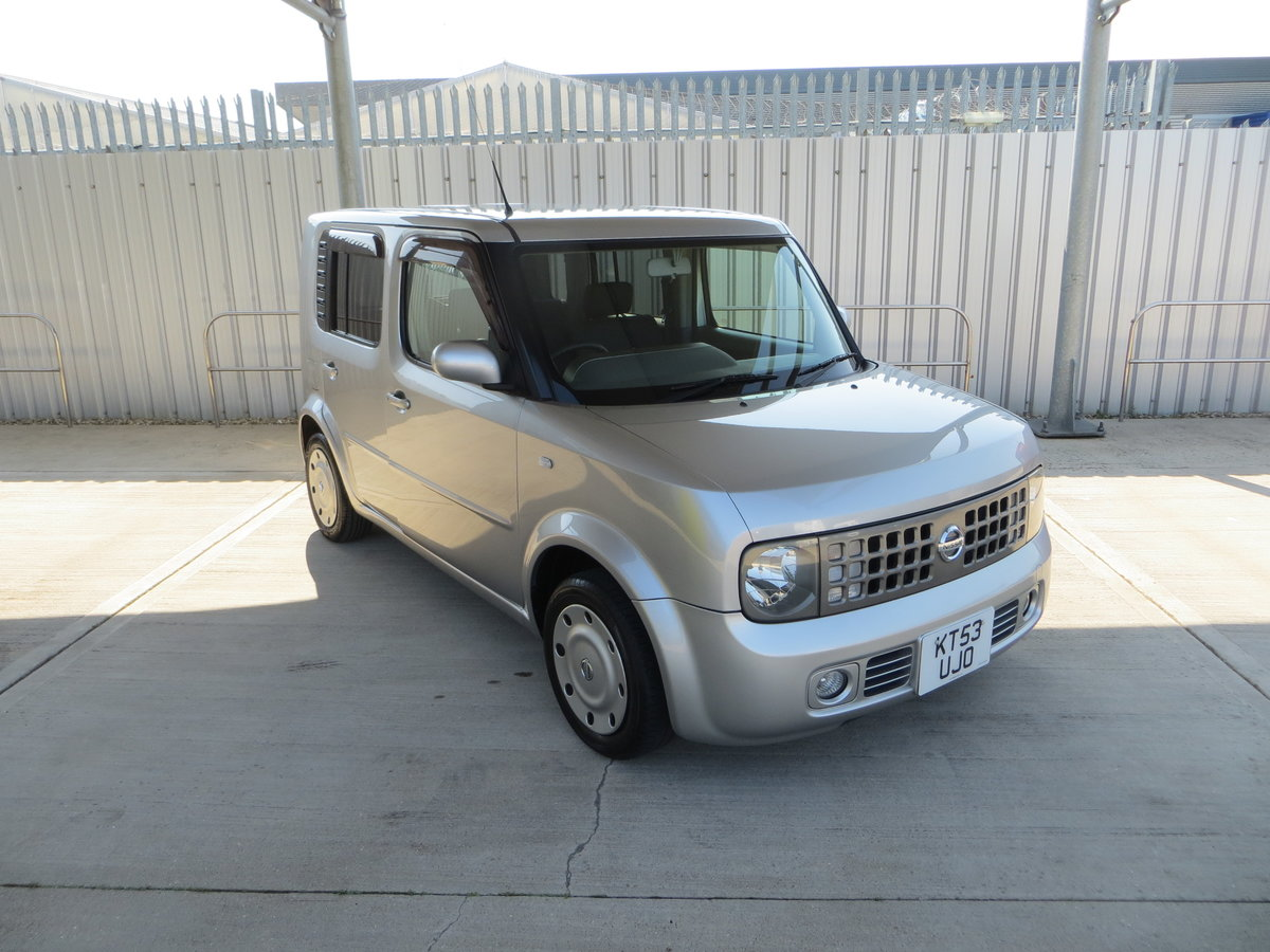 2003 Iconic Second Generation Nissan Cube 44,555 miles SOLD (picture 1 of 6)