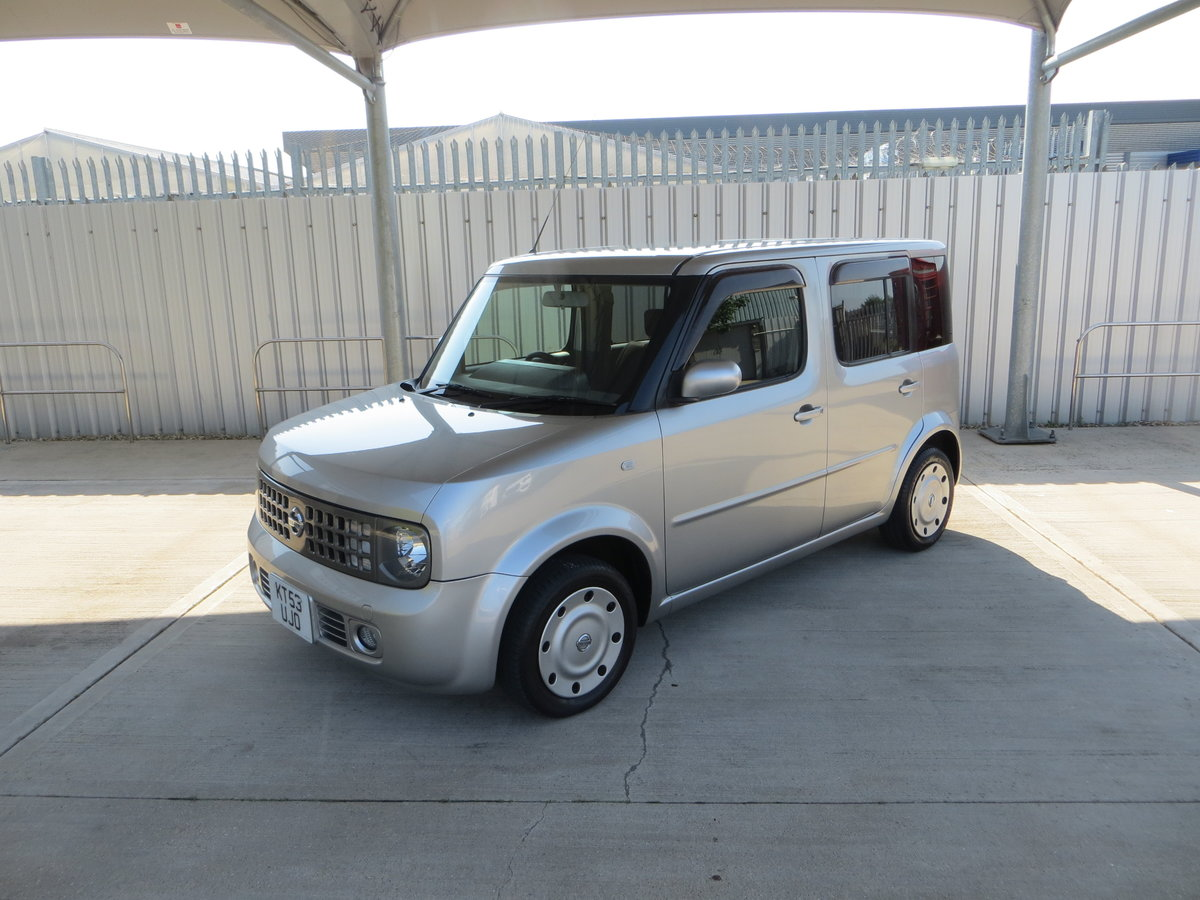 2003 Iconic Second Generation Nissan Cube 44,555 miles SOLD (picture 2 of 6)