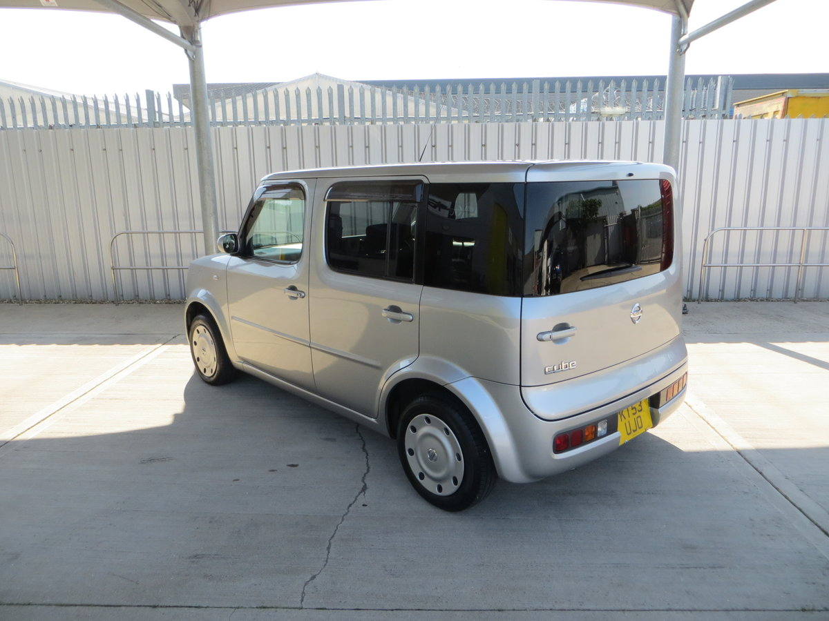 2003 Iconic Second Generation Nissan Cube 44,555 miles SOLD (picture 3 of 6)