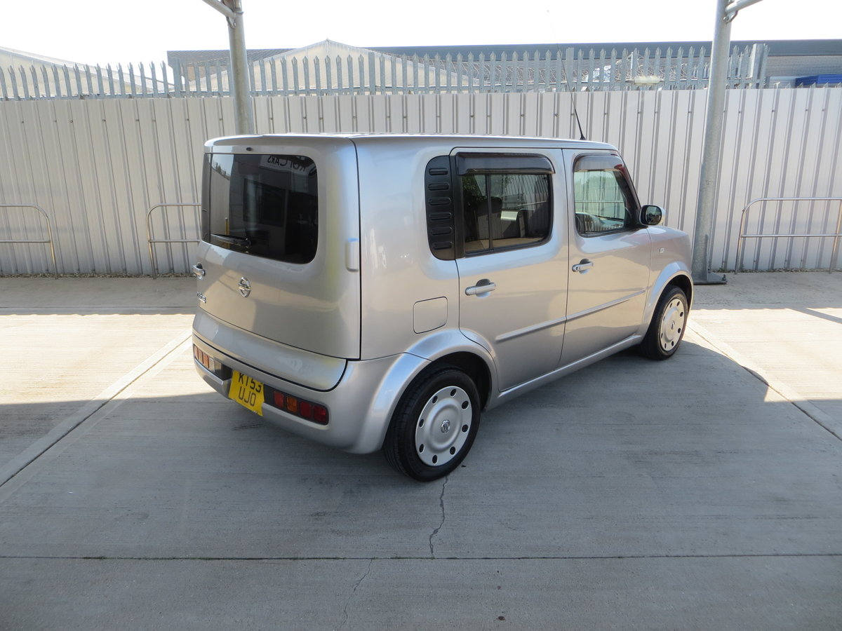 2003 Iconic Second Generation Nissan Cube 44,555 miles SOLD (picture 4 of 6)