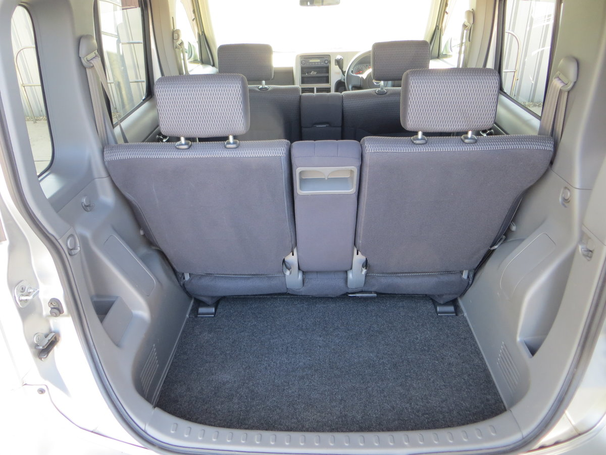 2003 Iconic Second Generation Nissan Cube 44,555 miles SOLD (picture 6 of 6)
