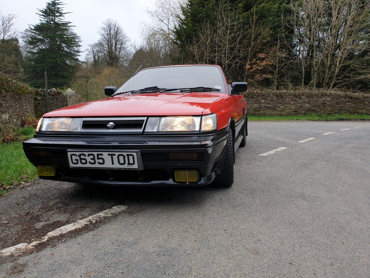 1989 Nissan sunny zx coupe For Sale (picture 1 of 6)