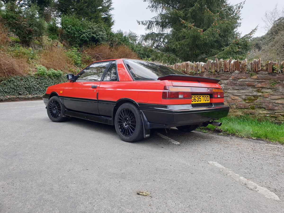 1989 Nissan sunny zx coupe For Sale (picture 2 of 6)