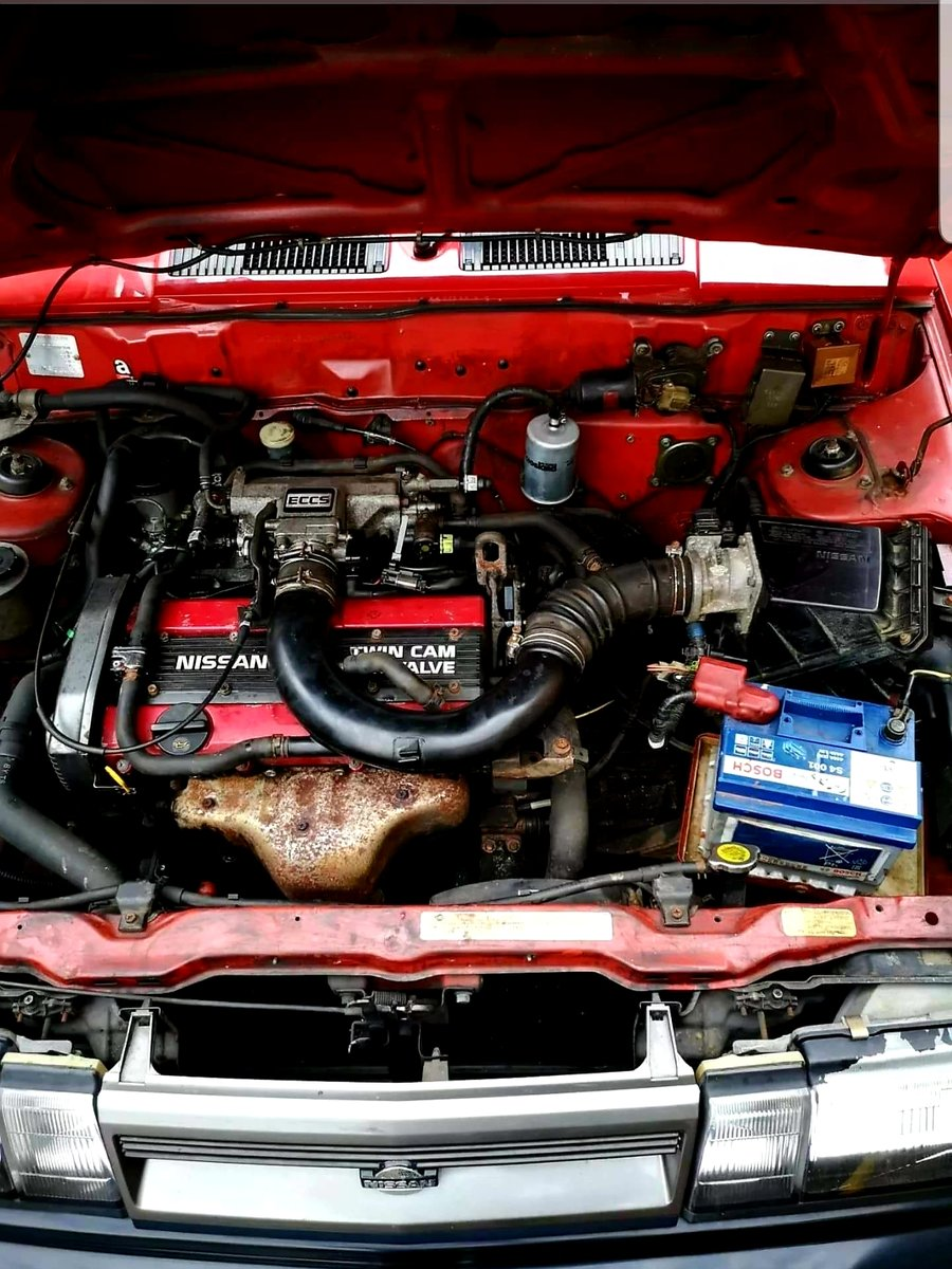 1989 Nissan sunny zx coupe For Sale (picture 4 of 6)