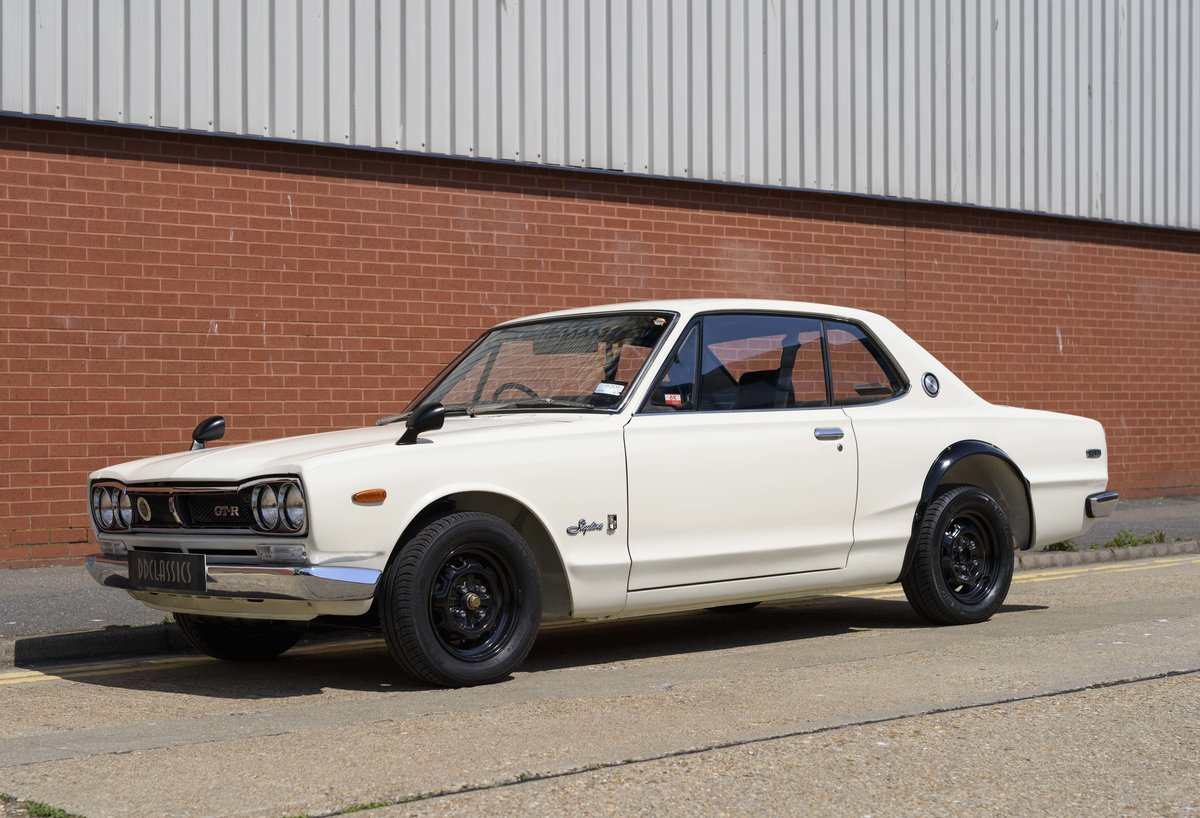 "1970 Nissan Skyline 2000GT-R ""Hakosuka"" (RHD) For Sale (picture 1 of 23)"