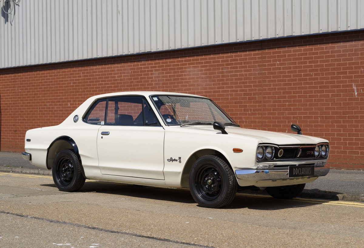 "1970 Nissan Skyline 2000GT-R ""Hakosuka"" (RHD) For Sale (picture 2 of 23)"