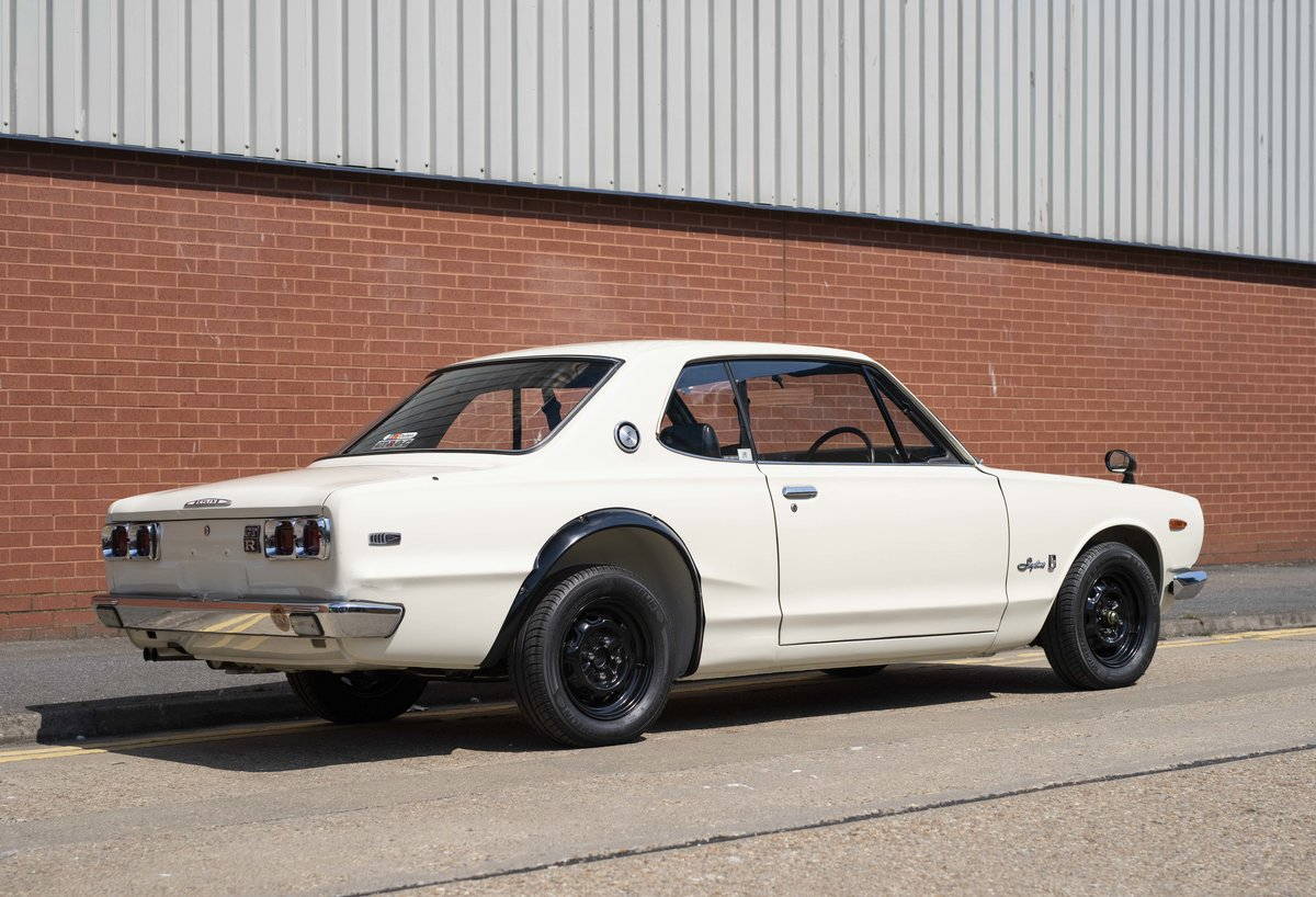 "1970 Nissan Skyline 2000GT-R ""Hakosuka"" (RHD) For Sale (picture 3 of 23)"