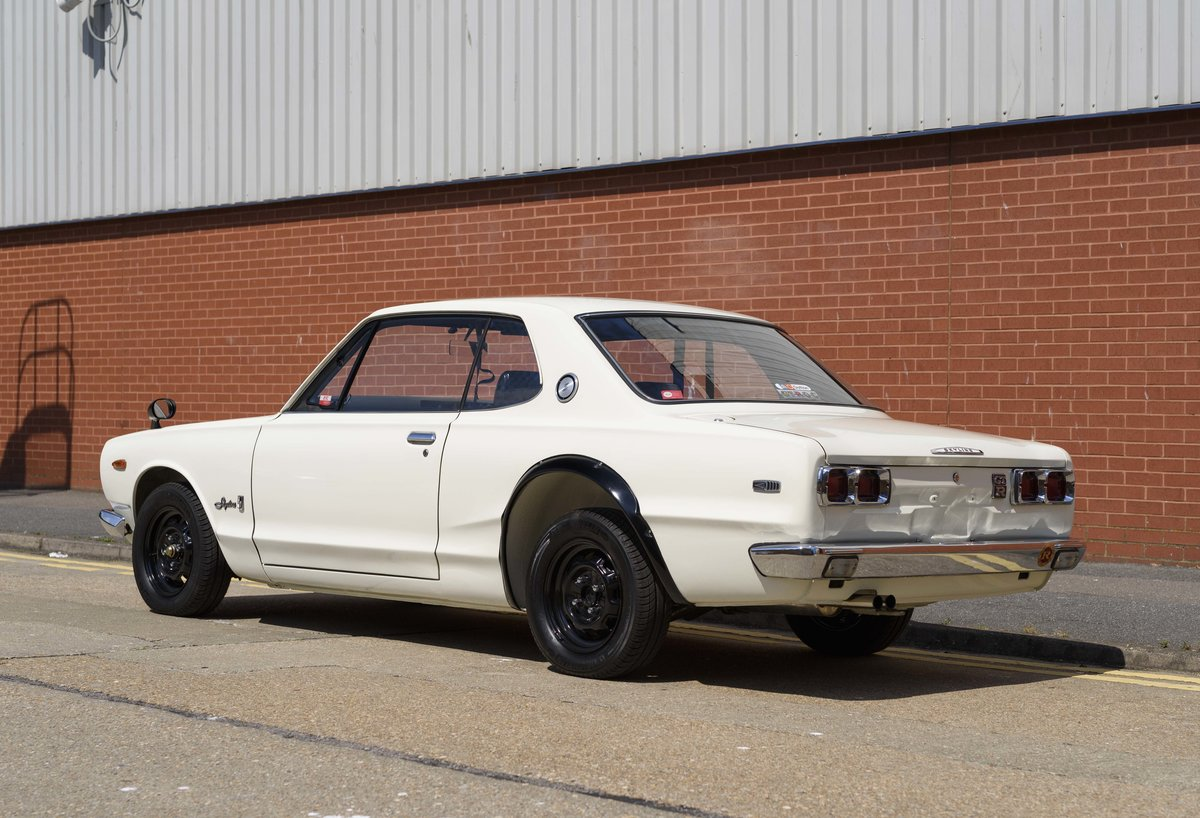 "1970 Nissan Skyline 2000GT-R ""Hakosuka"" (RHD) For Sale (picture 4 of 23)"