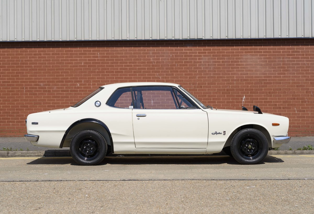 "1970 Nissan Skyline 2000GT-R ""Hakosuka"" (RHD) For Sale (picture 5 of 23)"