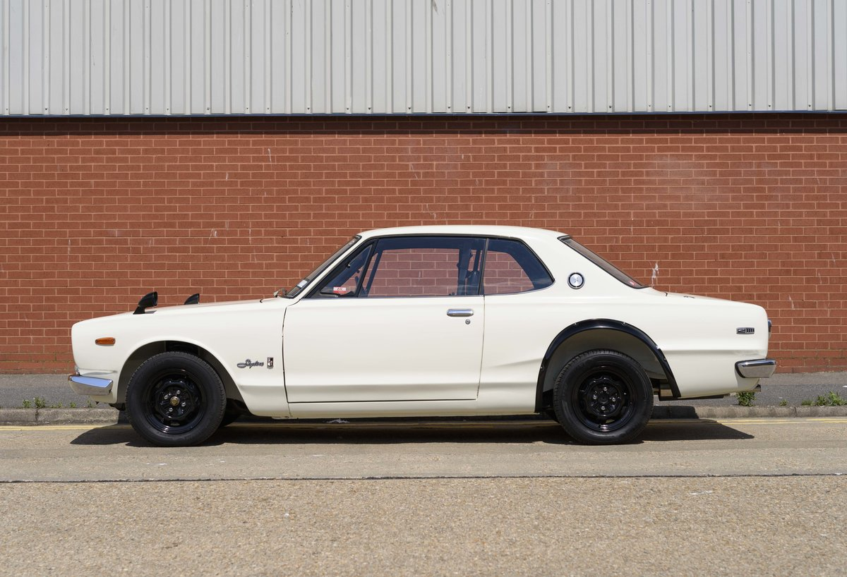 "1970 Nissan Skyline 2000GT-R ""Hakosuka"" (RHD) For Sale (picture 6 of 23)"