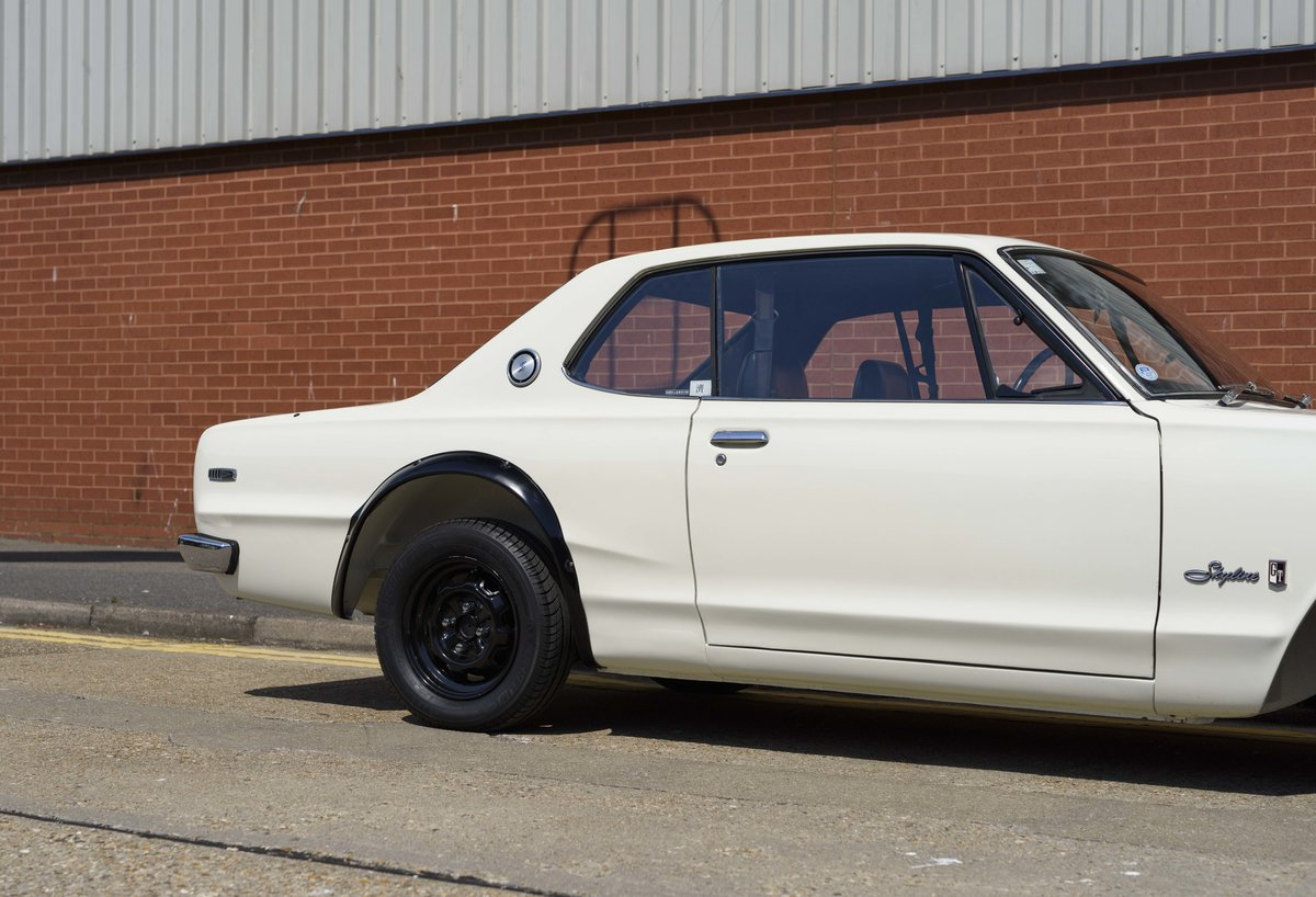 "1970 Nissan Skyline 2000GT-R ""Hakosuka"" (RHD) For Sale (picture 12 of 23)"