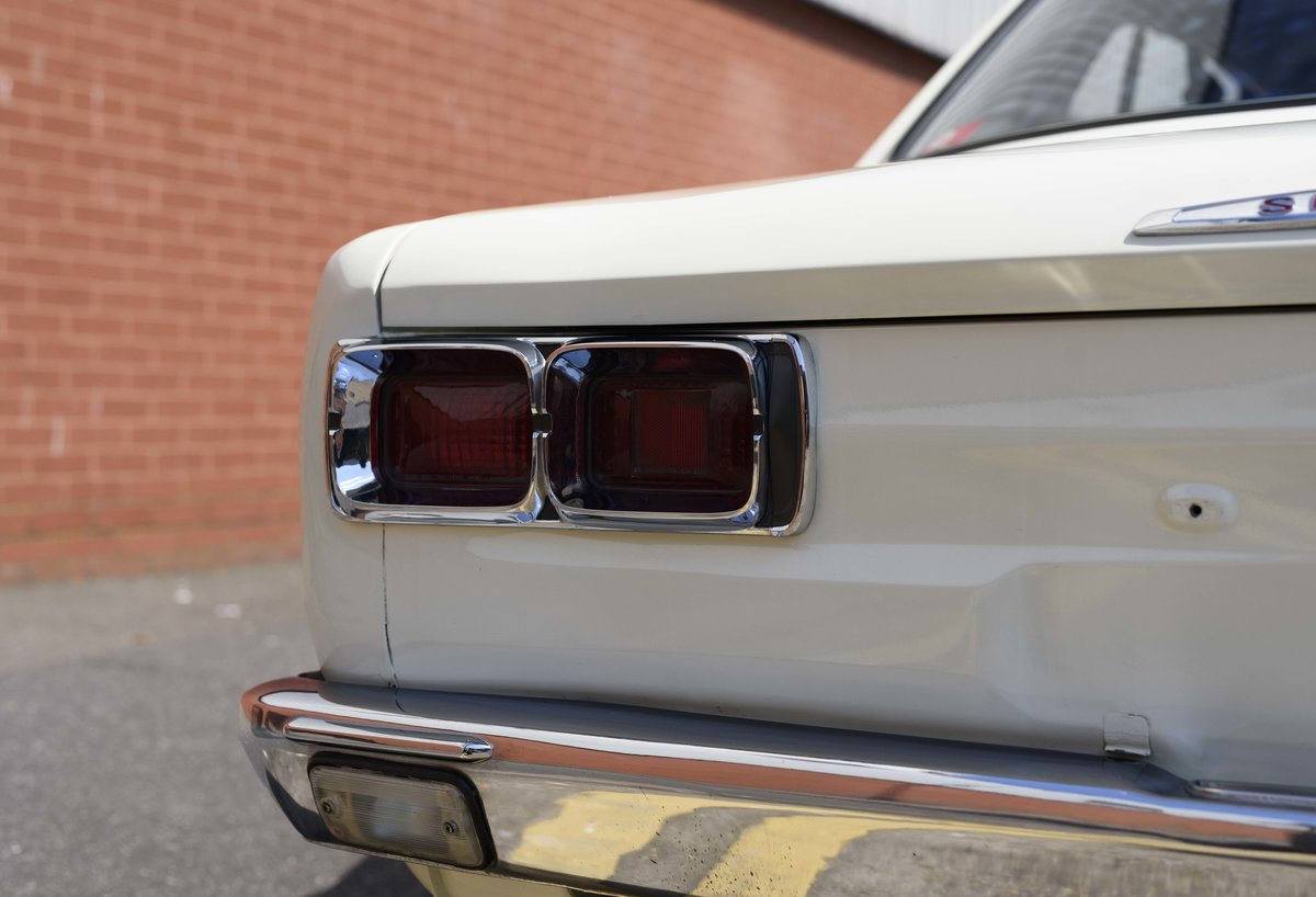 "1970 Nissan Skyline 2000GT-R ""Hakosuka"" (RHD) For Sale (picture 14 of 23)"