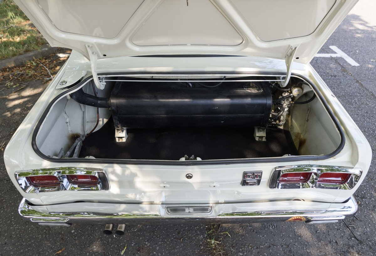 "1970 Nissan Skyline 2000GT-R ""Hakosuka"" (RHD) For Sale (picture 20 of 23)"