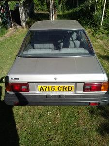 1984 Nissan Datsun Sunny Sentra B11 automatic 1.5 gl