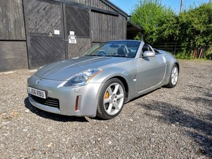 Nissan 350Z Convertible TURBO | 340BHP