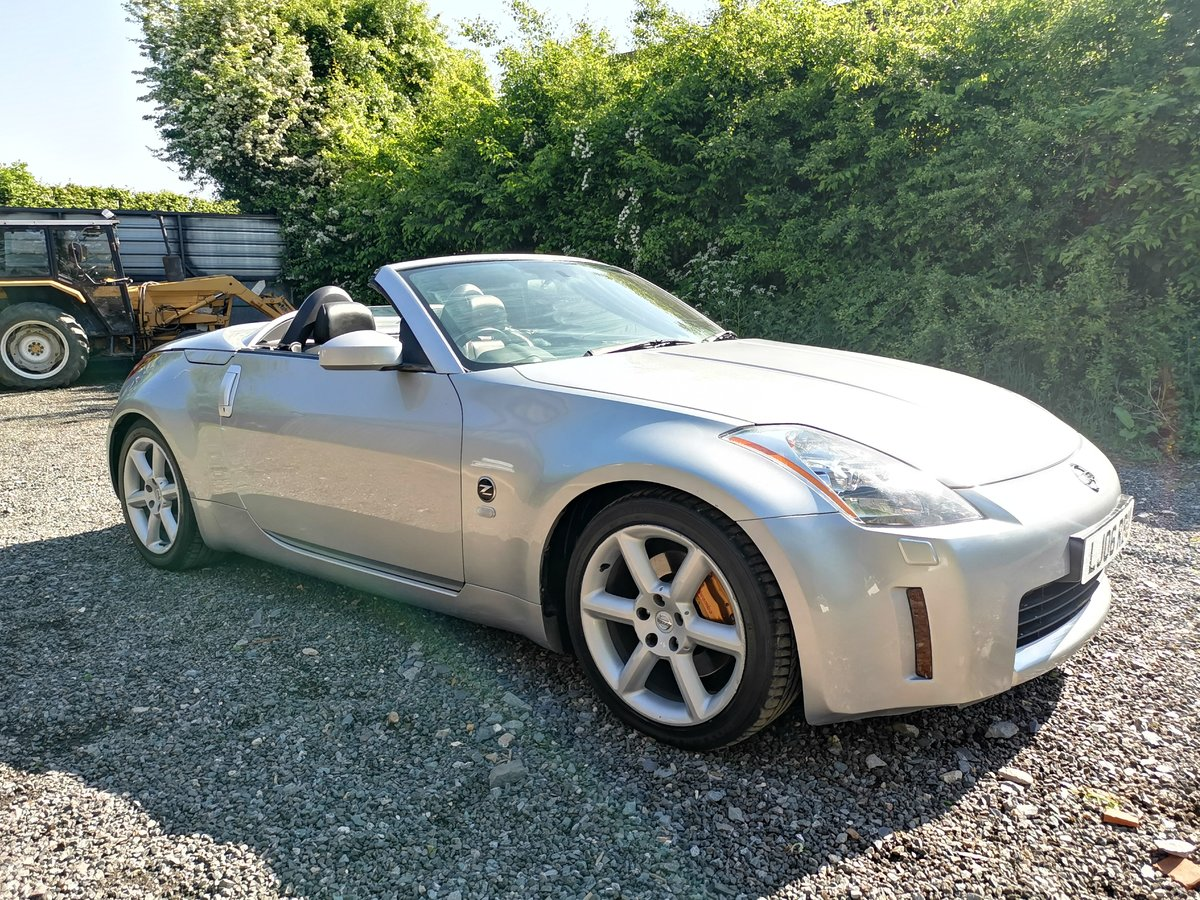 2006 Nissan 350Z Convertible TURBO | 340BHP For Sale (picture 5 of 6)