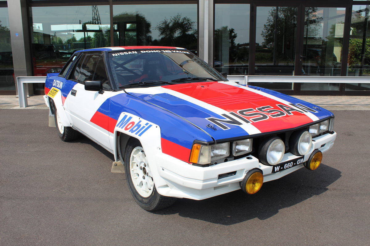 1983 Nissan 240RS Group B ex-Works For Sale (picture 1 of 5)