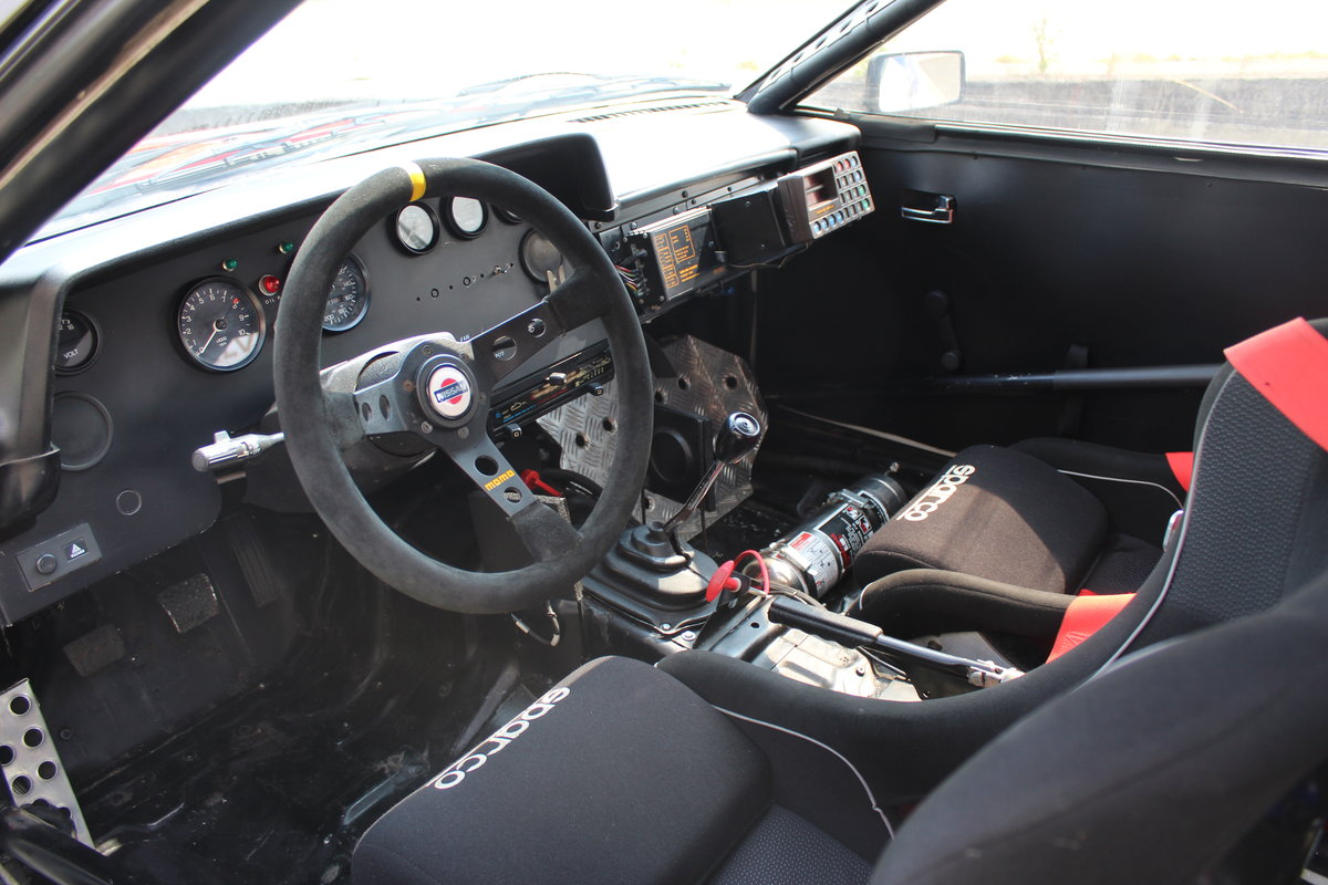 1983 Nissan 240RS Group B ex-Works For Sale (picture 2 of 5)