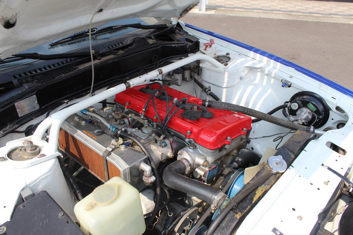 1983 Nissan 240RS Group B ex-Works For Sale (picture 3 of 5)