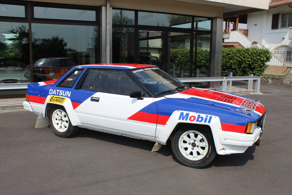 1983 Nissan 240RS Group B ex-Works For Sale (picture 5 of 5)