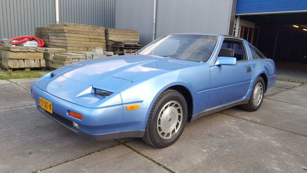 Nissan 300ZX V6 1987 2-seater Targa For Sale (picture 1 of 6)