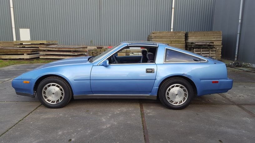 Nissan 300ZX V6 1987 2-seater Targa For Sale (picture 2 of 6)