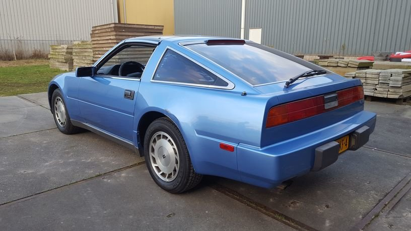 Nissan 300ZX V6 1987 2-seater Targa For Sale (picture 4 of 6)