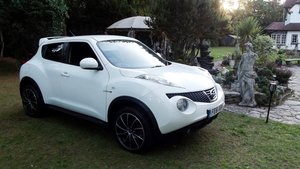2011 NISSAN JUKE 1.6 TEKNA LTD EDT 5 DR HATCHBACK