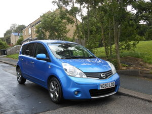2010 Nissan Note 1.5 DCI N-TEC 5DR £20 TAX + SAT/NAV  SOLD