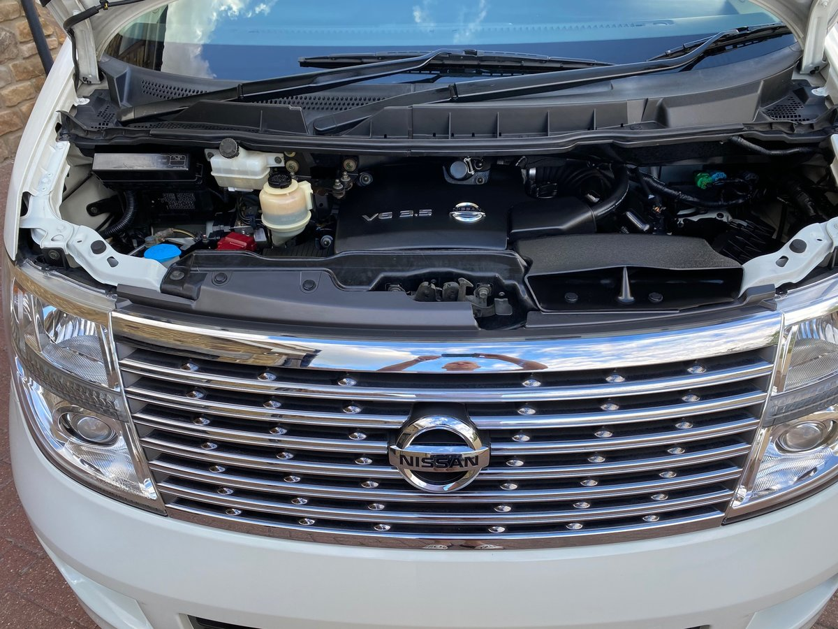 2005 NISSAN ELGRAND 3.5 XL 4X4 FULL LEATHER TWIN POWER DOORS * SOLD (picture 6 of 6)