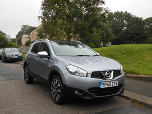 2010 Nissan Qashqai 1.5 DCI N-TEC New Shape PAN + NAV + REV SOLD