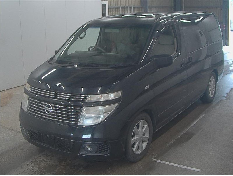2003 NISSAN ELGRAND 3.5 X 8 SEATER 4X4 TWIN SUNROOFS * LOW MILES SOLD (picture 1 of 6)