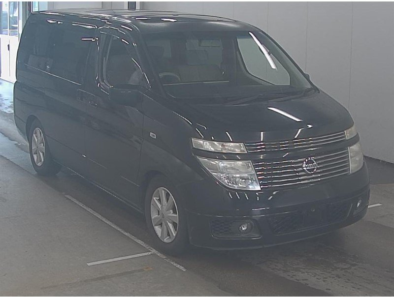 2003 NISSAN ELGRAND 3.5 X 8 SEATER 4X4 TWIN SUNROOFS * LOW MILES SOLD (picture 2 of 6)