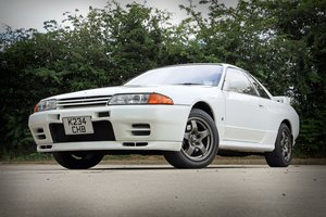 1993 NISSAN SKYLINE R32 GT-R unmodified Japanese performance icon For Sale