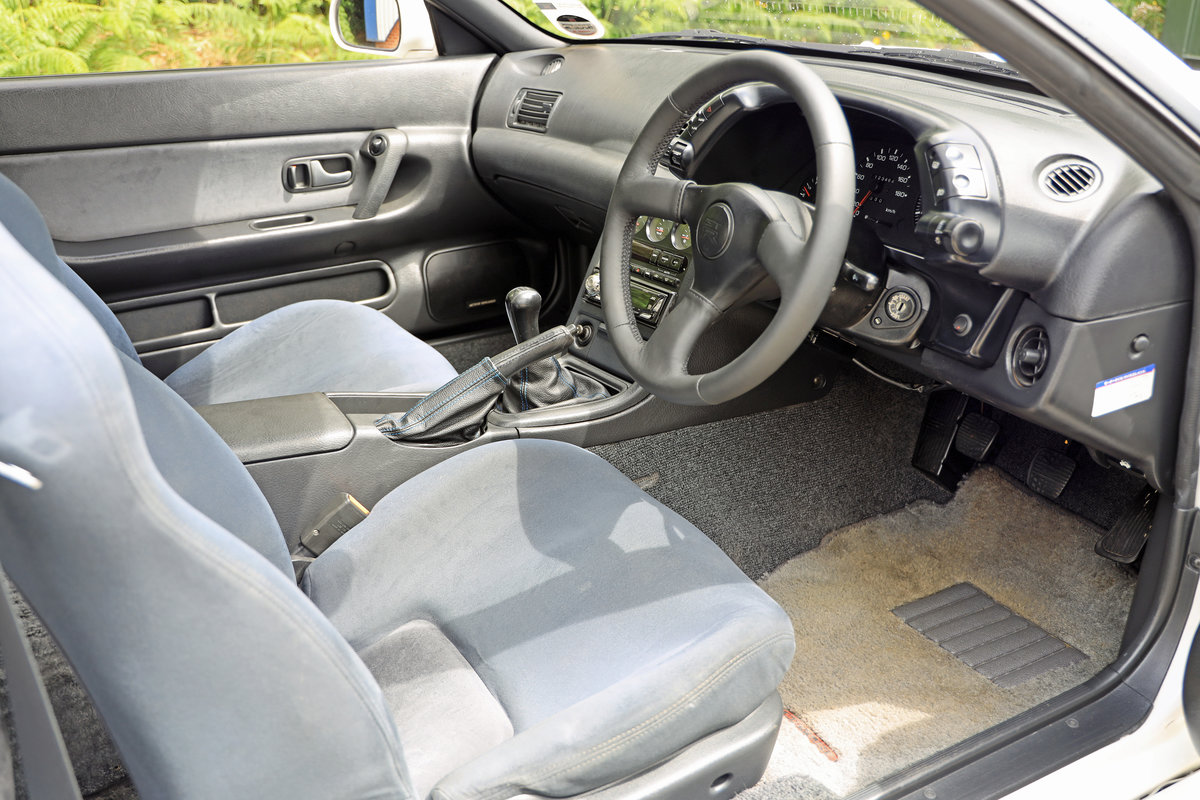 1993 NISSAN SKYLINE R32 GT-R unmodified Japanese performance icon For Sale (picture 8 of 10)