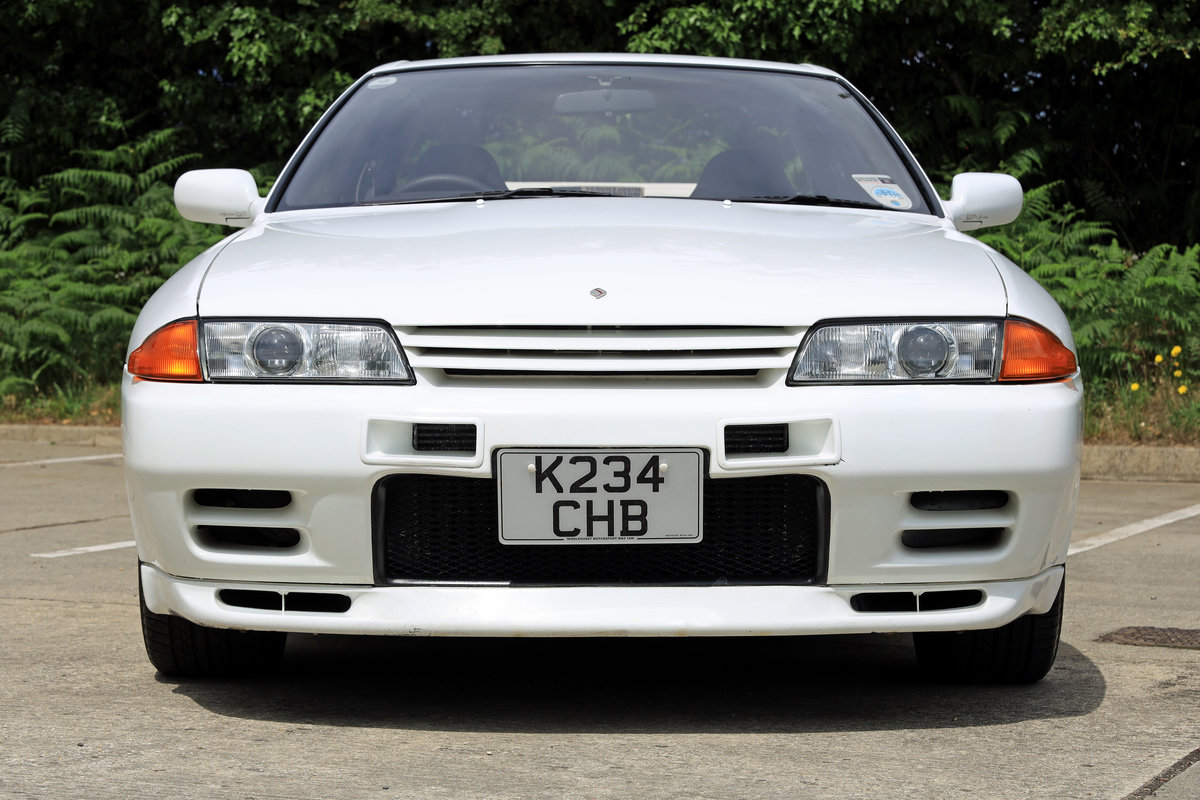 1993 NISSAN SKYLINE R32 GT-R unmodified Japanese performance icon For Sale (picture 9 of 10)
