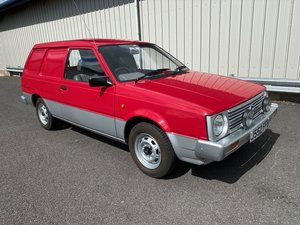 Picture of 1991 J NISSAN SUNNY 1.3 PETROL AD VAN SOLD