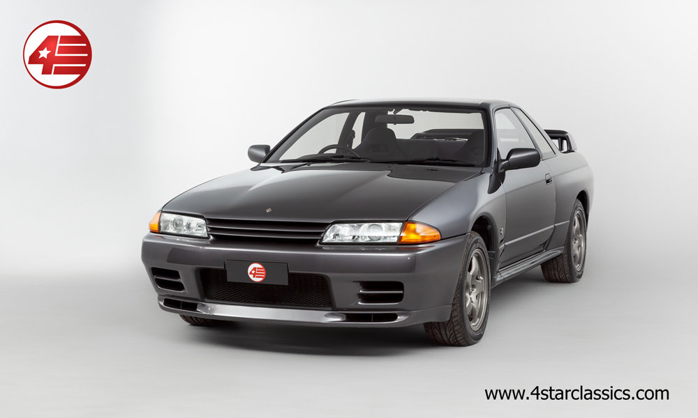 1991 Nissan R32 Skyline GT-R /// Just 46k Miles For Sale (picture 1 of 6)
