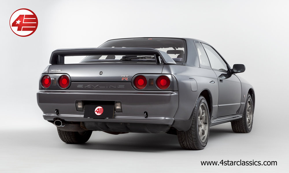 1991 Nissan R32 Skyline GT-R /// Just 46k Miles For Sale (picture 3 of 6)