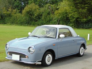 1991 Nissan Figaro Turbo Auto.. Project.. Rare Retro Classic SOLD