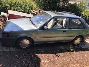 1989 Nissan Sunny 1.3LS