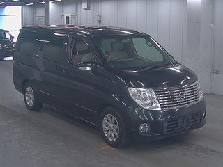 2005 NISSAN ELGRAND 3.5 HIGHWAY STAR AUTOMATIC 8 SEATER CAMPER * For Sale (picture 1 of 3)