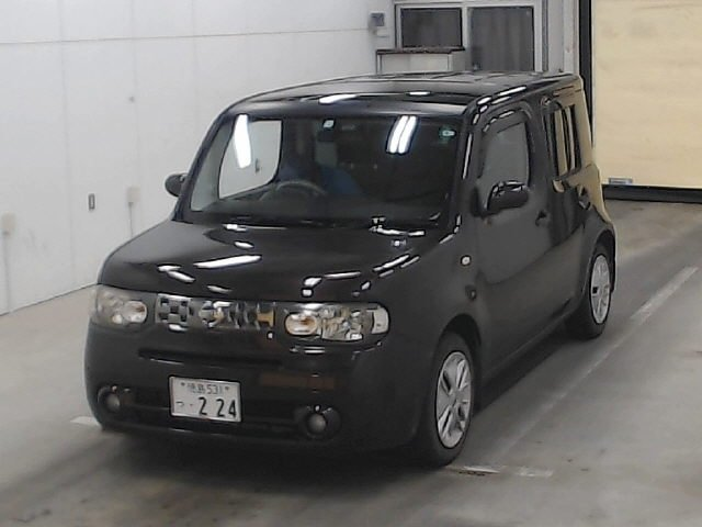NISSAN CUBE 2010 1.5 AUTOMATIC MPV * ONE OWNER * GLASS ROOF For Sale (picture 1 of 4)